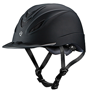 Black Troxel Intrepid helmet