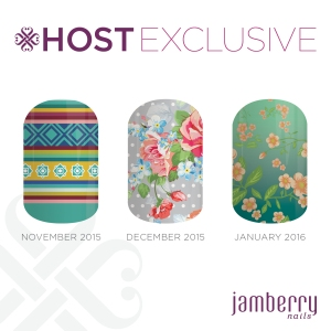 Nov Dec Jan Jamberry HE