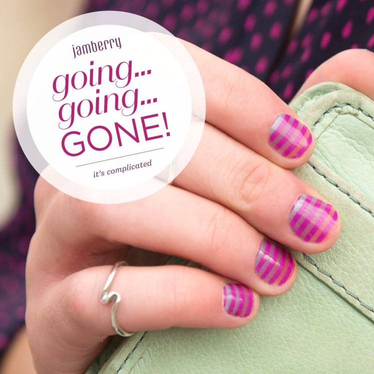 ChrissyReports Jamberry Nails Its Complicated